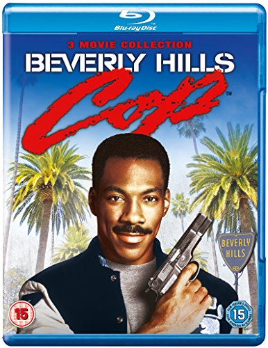 Beverly Hills Cop - 3 Movie Collection [Blu-ray] [Blu-ray] - Seller: marvelio - New / Nuevo (H)