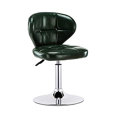 Amazon.com: Dark Green Oil Wax Leather Chair Lift Can Be ...
