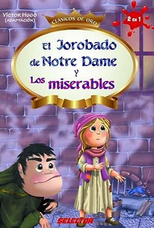 El jorobado de Notre Dame y Los miserables eBook: Víctor Hugo ...