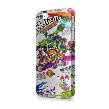 coque iphone 5 splatoon