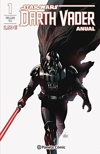 Descargar Libro Star Wars Darth Vader Anual Nº01 Varios Autores