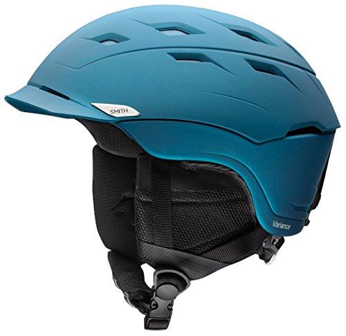 Smith Optics Variance Adult Mips Ski Snowmobile Helmet - Matte Typhoon/Small