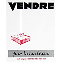 1956 Ad Vendre Cadeau Present French Fifties Advertising String Gift Package - Original Print Ad