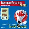 Business Spotlight Audio - How to solve problems. 5/2015: Business Englisch lernen - Probleme lösen Hörbuch von  div. Gesprochen von:  div.