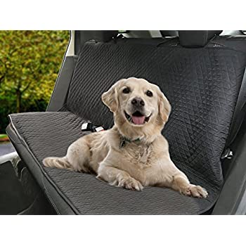 Dog Car Seat Covers With Seat Belt Holes