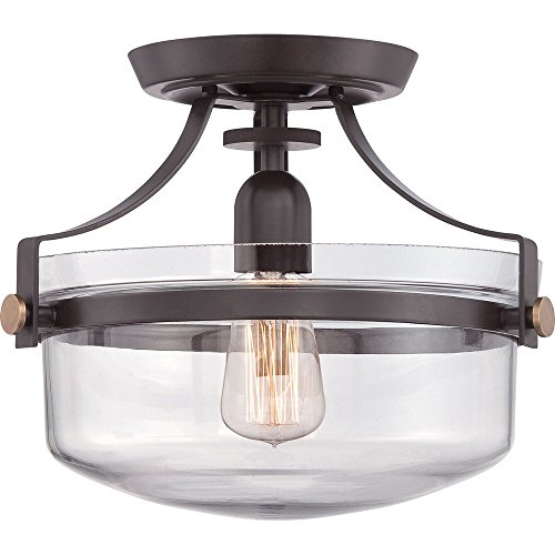 Quoizel Flush Mount Lamp - 9
