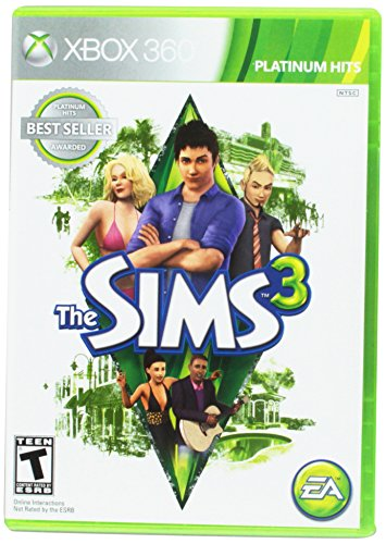 The Sims 3 - Platinum Hits Edition (Marketplace Xbox Live)