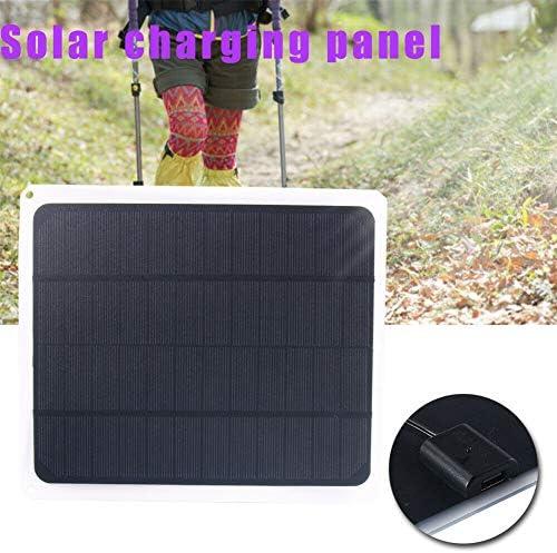 DBUKULELE 20w 12v Car Boat Yacht Solar Panel, Solarmodul ohne Netz, monokristallines Solarmodul, Netzteil des Erhaltungsladegeräts im Freien