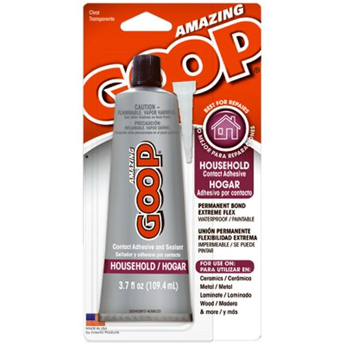 Amazing GOOP 130012 Household Adhesive - 3.7 fl. oz.
