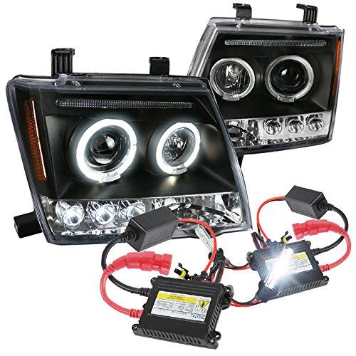 Nissan Xterra Projector Headlights Conversion