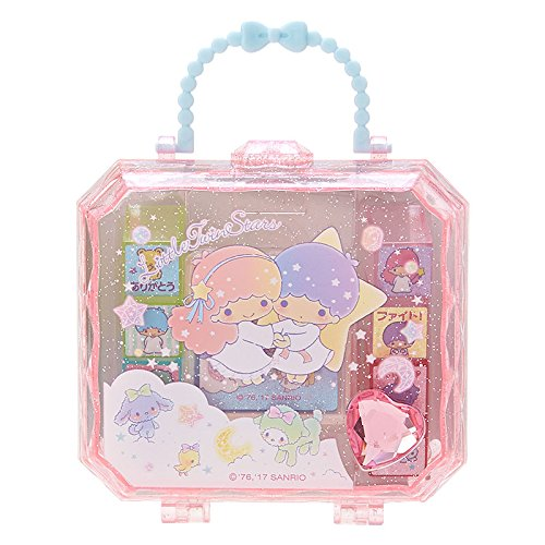 Sanrio Little Twin Stars stamp set From Japan New