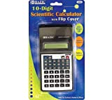 BAZIC 10-Digit Scientific Calculator w/ Flip Cover (Case of 48) by Bazic