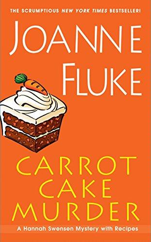 Carrot Cake Murder (Hannah - Cake Recipe Carrot