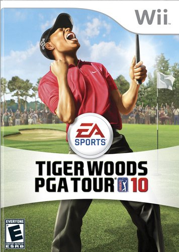 Tiger Woods PGA Tour 10 - Nintendo - Sports Dallas Tx Stores In