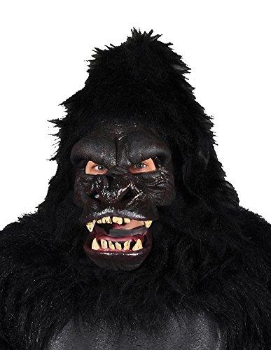 Treehugger Costume (Halloween Mask- Tree Hugger Gorilla Mask -Scary Mask)