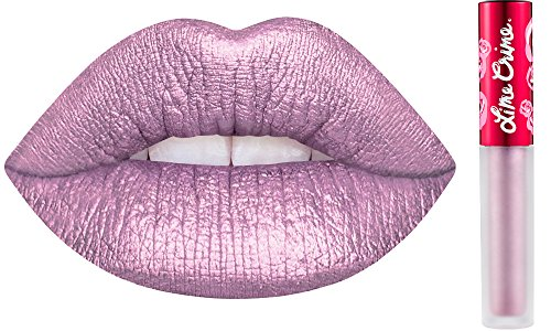 Lime Crime Metallic Velvetines Liquid Matte Lipstick - Mercury