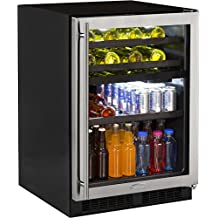 """Marvel 24"""" Dual Zone Wine and Beverage Center, Right hinge"""