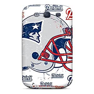 Cute Tpu MXcases New England Patriots Case Cover Galaxy S3