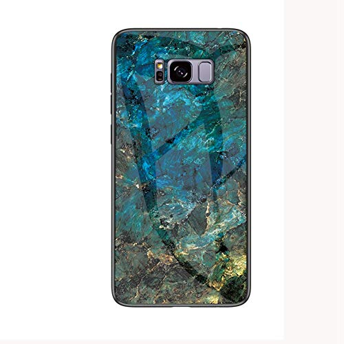 - Torubia Samsung Galaxy S8 Plus Case-Back Shell Protection Protection [ Slim Fit ] Heavy Duty Protective Protection Cover Back Shell case Compatible with Samsung Galaxy S8 Plus-Jadeite