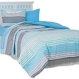 Lavish Home Monaco 22-Piece Reversible Dorm Set, Twin X-Large promo code 2017