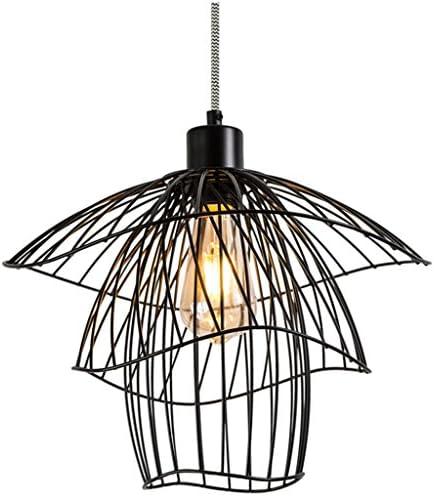 Gerre lámpara de Techo luz nórdica Moderno Ideas Sencillas IKEA Personalidad Vintage Industrial Hierro Plancha de Planchar para Sala de Estar/Dormitorio/Pasillo/Pasillo: Amazon.es: Hogar