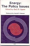 Energy, Gary D. Eppen, 0226211762
