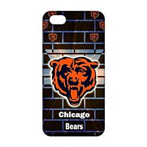 NFL Chicago Bears Team Logo 3D For HTC One M8 Phone Case Cover