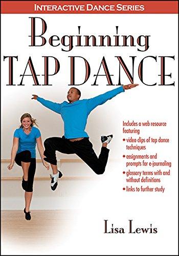 Beginning Tap Dance With Web Resource  Interactive Dance