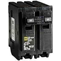 Square D by Schneider Electric HOM235CP Homeline 35-Amp Two-Pole Circuit Breaker by Square D by Schneider Electric