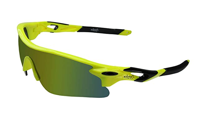 2110ad598be Image Unavailable. Image not available for. Colour  Zyaden Sport Unisex  Sunglasses ...