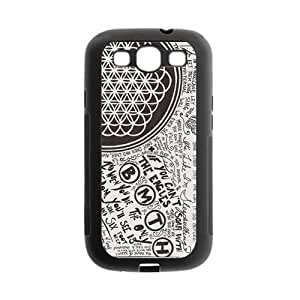 Danny Store Bring Me The Horizon Protective TPU Gel Rubber Back Fits Cover Case for SamSung Galaxy S3