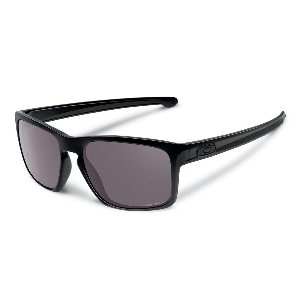 Oakley lunettes de soleil Sliver Polished Black Prizm Daily Polarized   Amazon.fr  Chaussures et Sacs 40fcbaad87e9