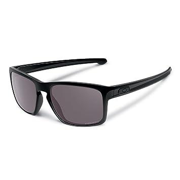 28a12872e06 Oakley lunettes de soleil Sliver Polished Black Prizm Daily Polarized