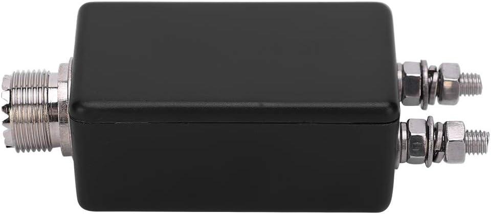 Mini Balun 1: 1, Electrónica de Consumo, Resistente y Duradero, con un Rendimiento Estable, Adecuado para Antena de Onda Corta HF para Estaciones y ...