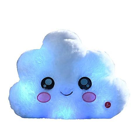 Pioupiou et Merveilles 16313 Kawai cojín luminoso nube ...