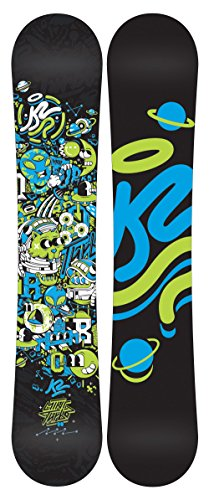 K2 Youth MINI TURBO SNOWBOARD BOARD 2017