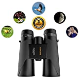 Binocular 12X42 Fogproof Binoculars Wide Angle Professional Bird Watching Binoculars High Powered Military Optical Telescope SouthStar Digital