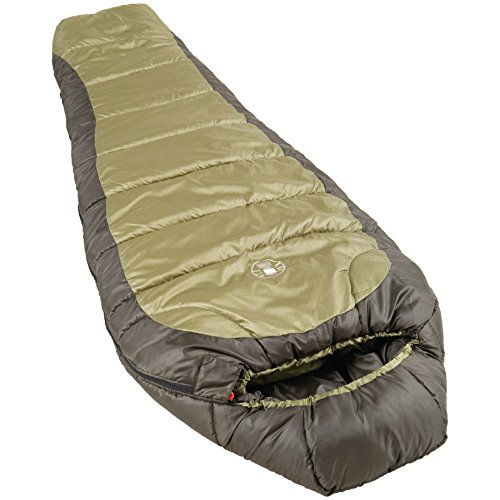 Coleman North Rim 0 Degree Tall Sleeping Bag Coletherm Insulated
