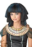 California Costumes Egyptian Stepped Layers Wig Costume, ACC