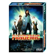 Pandemic Board Game (Second Edition)