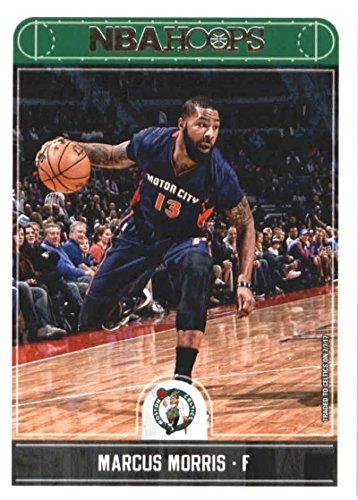 Basketball NBA 2017-18 Panini Hoops #172 Marcus Morris Celtics