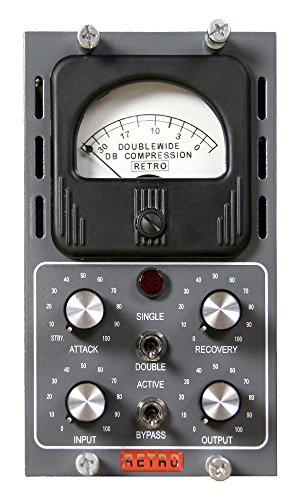 Retro Doublewide Tube Compressor by Retro