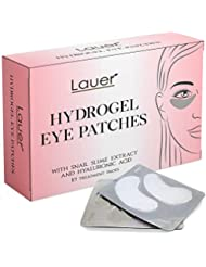 Under Eye Bags Treatment Patches | Eye Mask with Hyaluronic acid and SNAIL Slime Extract | Puffy Eyes| Dark Circles Under Eye Treatment Masks