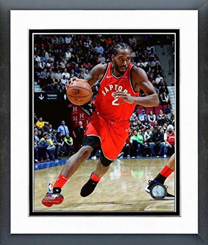 622c681ff6afd Amazon.com: Kawhi Leonard Toronto Raptors NBA Action Photo (Size ...