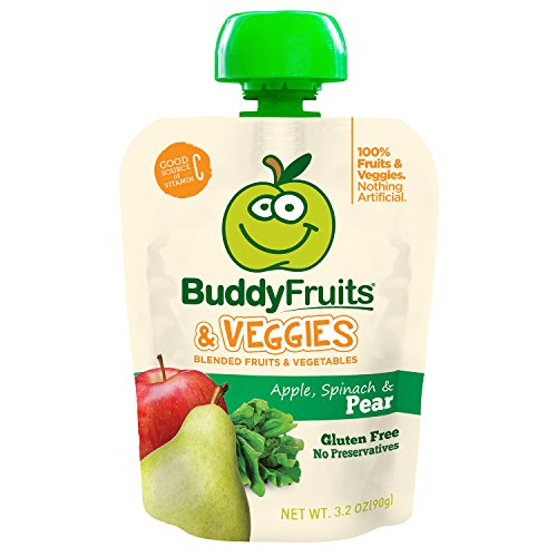 Buddy Fruits Blended 3 2 Ounce Packages product image