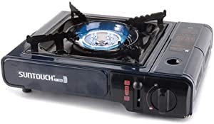 Suntouch Portable Gas Stove with Case (ST-7000 Blue)