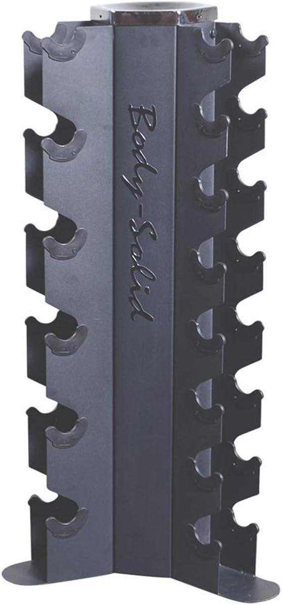 Body-Solid GDR80 Vertical Dumbbell Rack