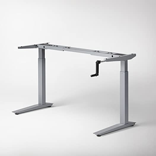 Jarvis Crank-Powered Standing Desk Frame Only