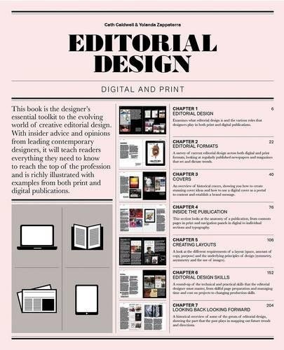Editorial Design: Digital and ()
