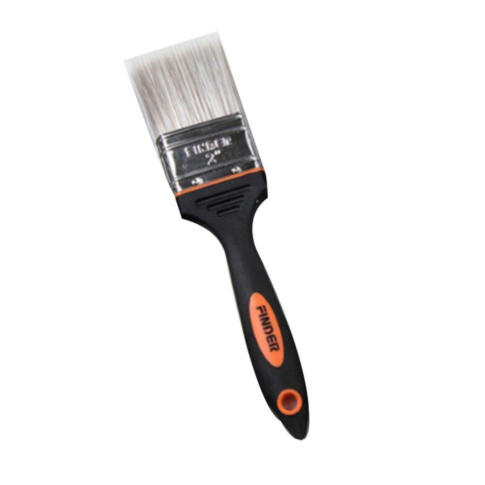 NaiCasy Wandpinsel Premium Pinsel Malerei Lieferungen Wand Behandlungen Pinsel Heimwerker Werkzeuge 2 Zoll